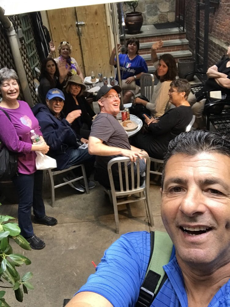 North End Boston Food Tour - with Robert Agrippino